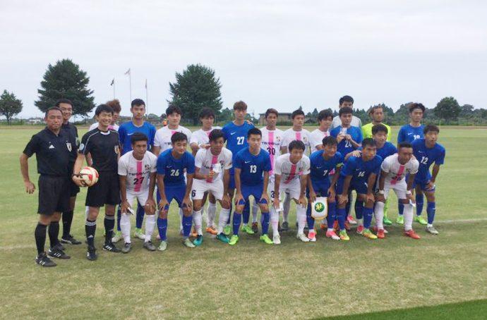 テゲバジャーロ宮崎 vs 中国湖北省U-20選抜<br />