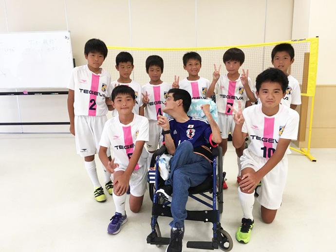愛泉会日南病院ふれあいスポーツボランティア