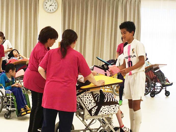 愛泉会日南病院の皆さんありがとうございました!