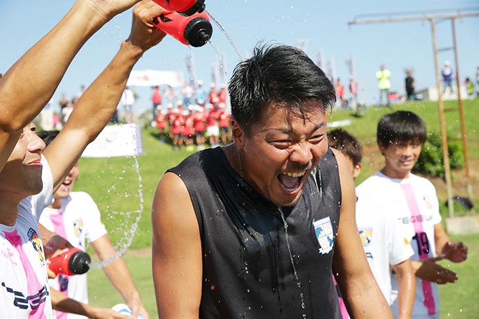 森島選手誕生日のお祝い