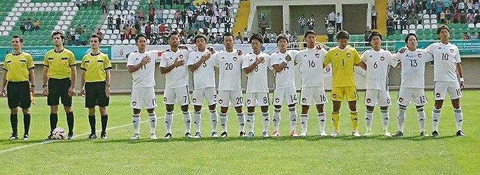 デフサッカー日本代表
