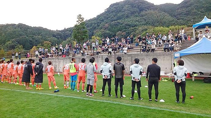 地域CL3日目(vs FC刈谷)