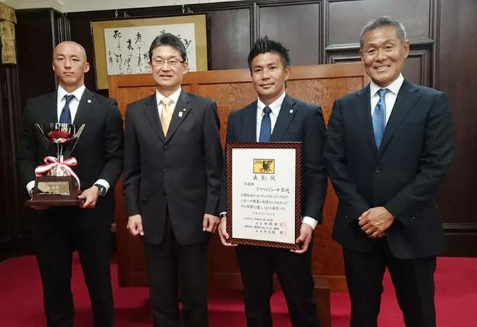 河野宮崎県知事表敬訪問
