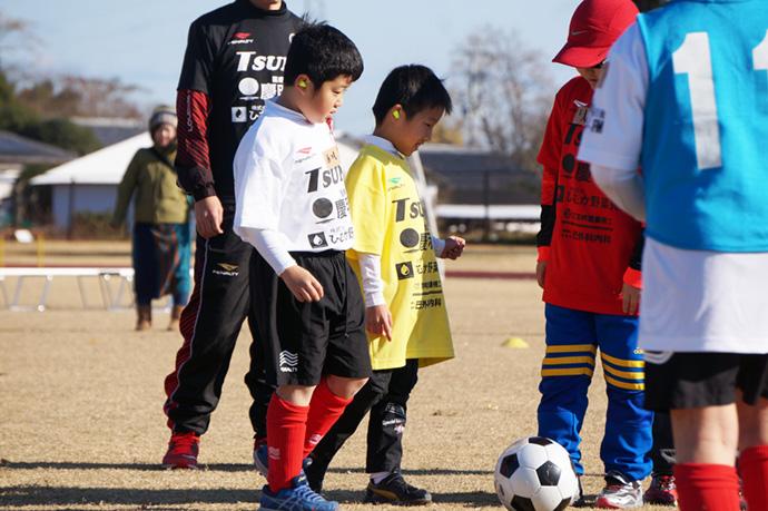 デフサッカー体験