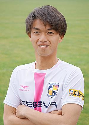 上田 悠起選手