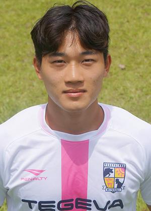 パク ジョンホ選手