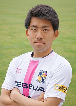 森脇大介選手