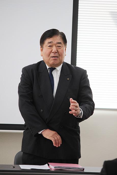 株式会社明光社本松社長
