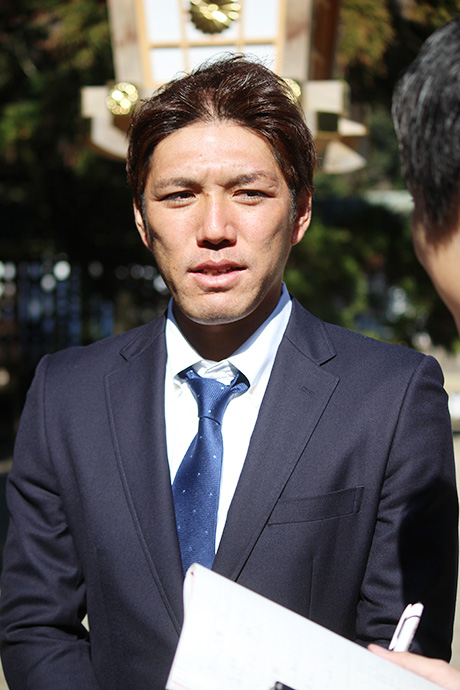 水永選手インタビュー