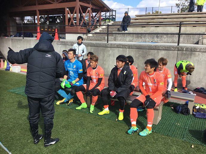 トレーニングマッチ:鹿児島ユナイテッドFC3