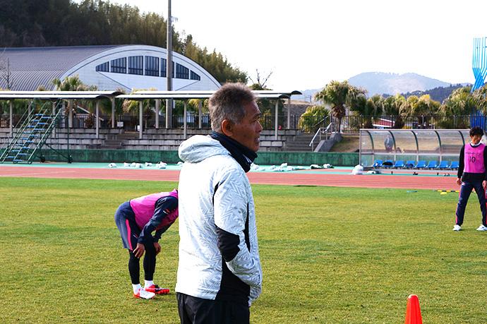 日南キャンプトレーニング4