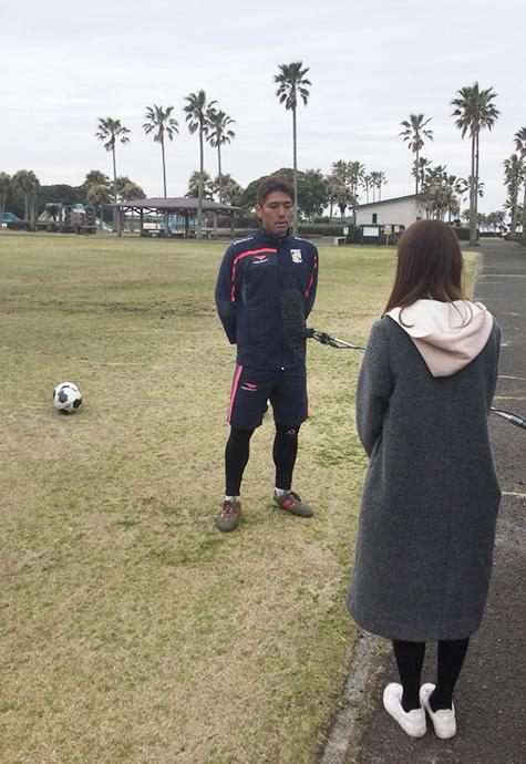 水永翔馬選手インタビュー