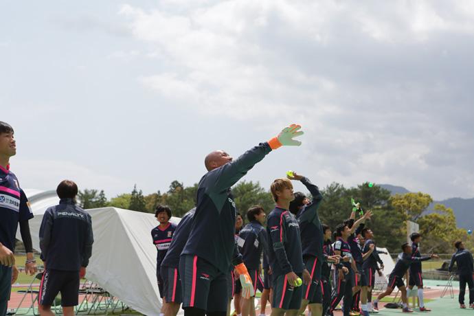 カラーボール抽選会4