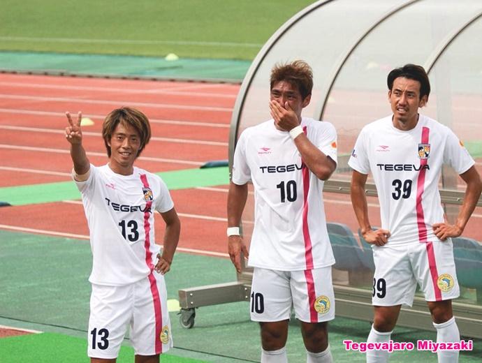 三島選手と水永選手と千布選手