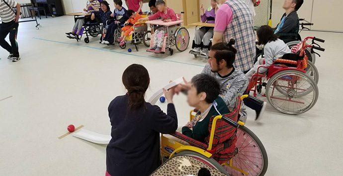 愛泉会日南病院ふれあいスポーツボランティア活動5