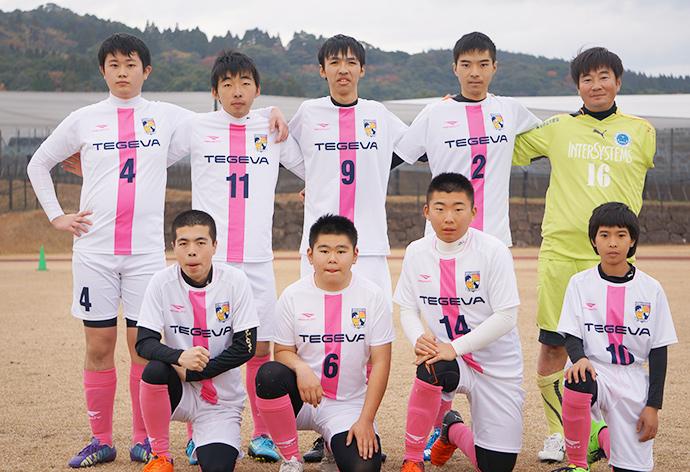 IDサッカースクール集合写真