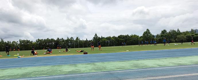 7/30トレーニングマッチ(vs大分トリニータ)1