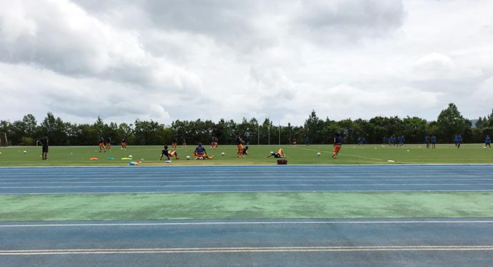 7/30トレーニングマッチ(vs大分トリニータ)3
