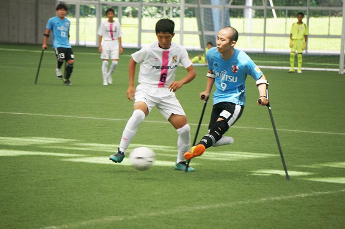 アンプティサッカー日本代表