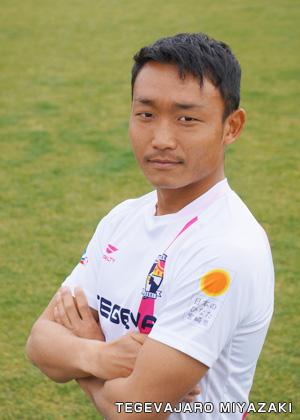 樽谷誠司選手