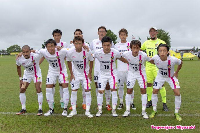 JF2ndステージ第7節 「テゲバジャーロ宮崎 vs MIOびわこ滋賀
