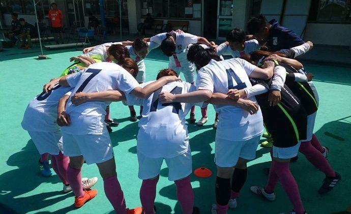 平成30年度宮崎県女子サッカーリーグ第3節vsプリンセスカメリアFC