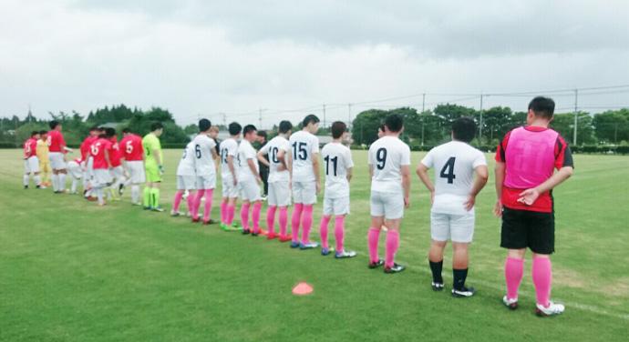 9/2(日)九州知的障がい者サッカーリーグ2部