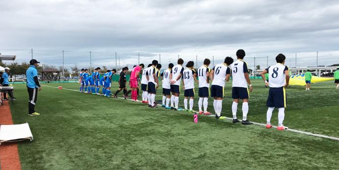 第73回国民体育大会 福井しあわせ元気国体 サッカー競技 成年男子宮崎県選抜 1回戦