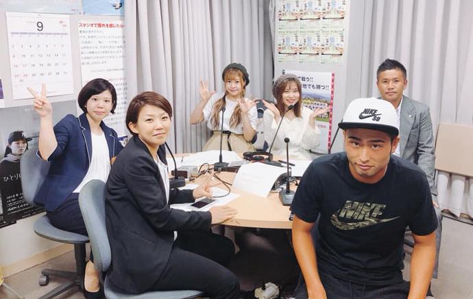 9/20ゲスト:安東輝選手・秋本監督・増田選手