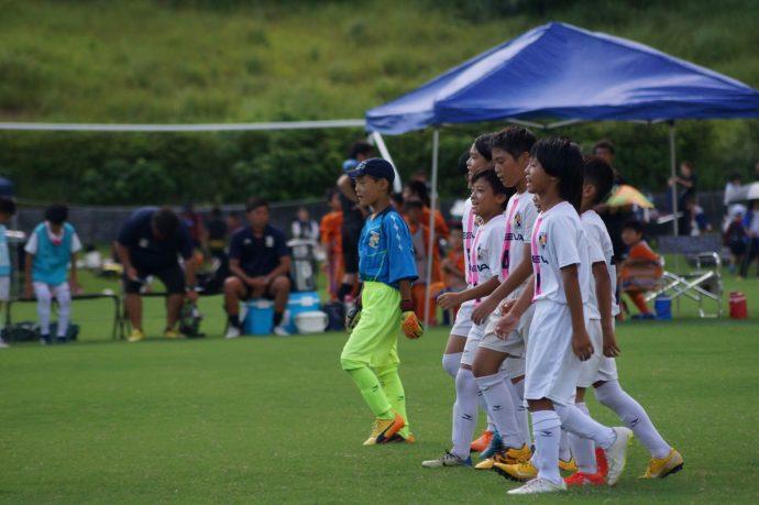 ニッサングループ杯九州ジュニアサッカー宮崎県大会
