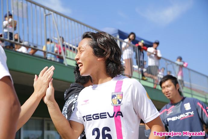入場前:中村選手