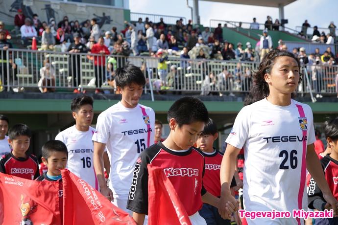 選手入場:中村選手