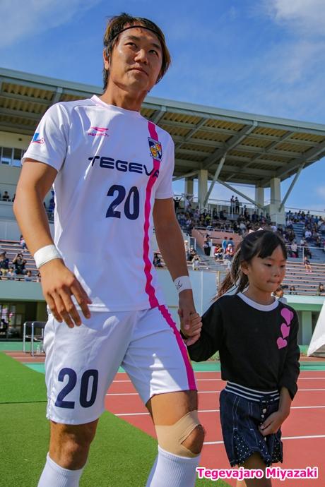 選手入場:澤野選手