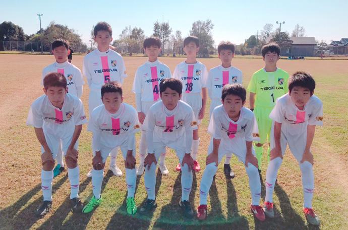 テゲバジャーロ宮崎U-13 vs 太陽宮崎