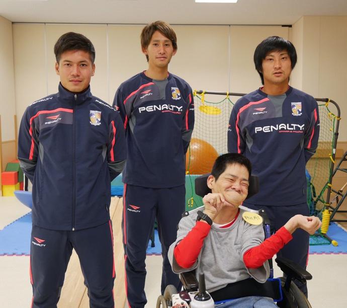 日南病院ふれあいスポーツボランティア活動報告(11月)