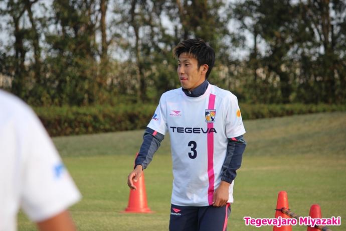 テゲバ運動会:第二種目・ミニサッカーゲーム(近藤選手)