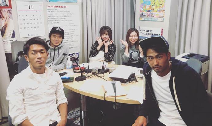 ゲスト:安東選手、澤野選手、手塚選手
