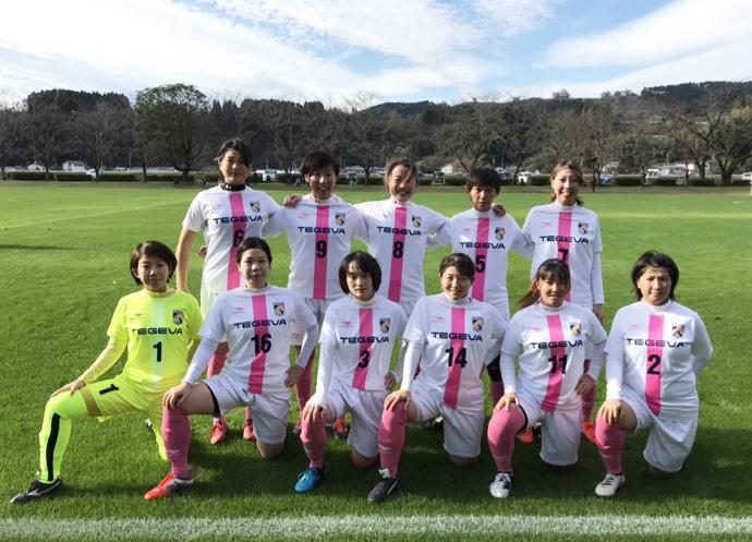 スタメン:平成30年度宮崎県女子サッカーリーグ第6節