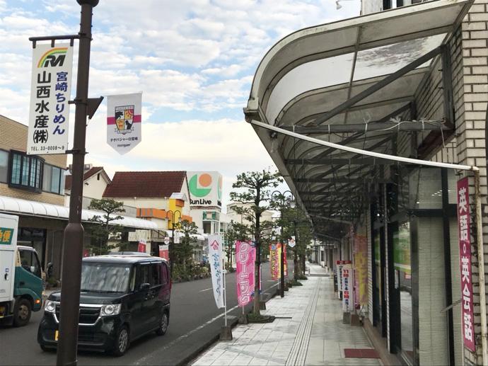 新富町るぴーモール虹ヶ丘商店街