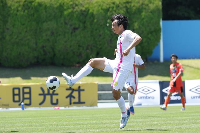 米田選手:2018年