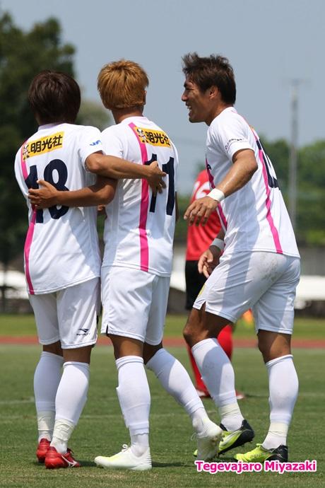 渡邊龍選手、藤岡浩介選手、川里光太郎選手