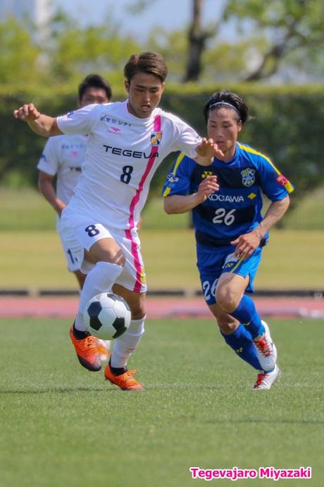 安東輝選手