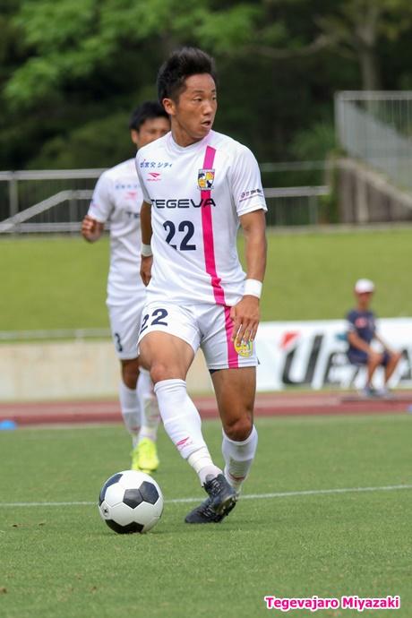青山生選手