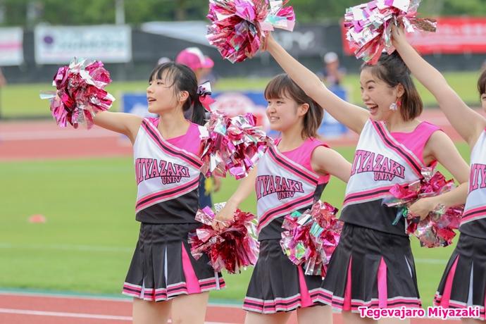 宮崎大学チアダンス部のDaisyGirls