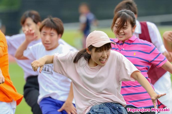 宮崎大学ダンス部のCREW
