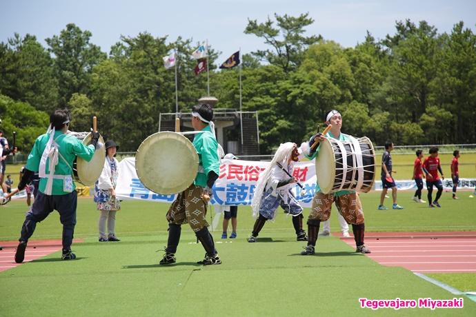 青島臼太鼓踊