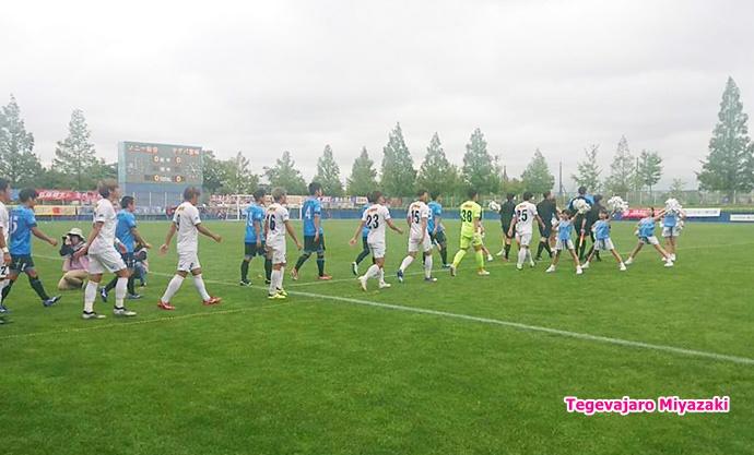 7/7:ソニー仙台FC戦
