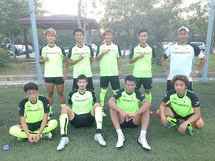 令和元年度国民体育大会 第39回九州ブロック大会サッカー競技 成年男子宮崎県選抜