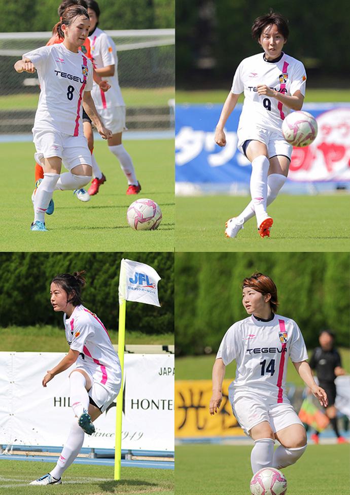 令和元年度国民体育大会 第39回九州ブロック大会サッカー競技 成年女子宮崎県選抜