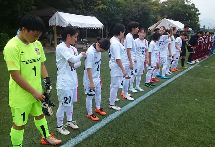 令和元年度MFA第37回皇后杯全日本女子サッカー選手権宮崎県大会 2回戦